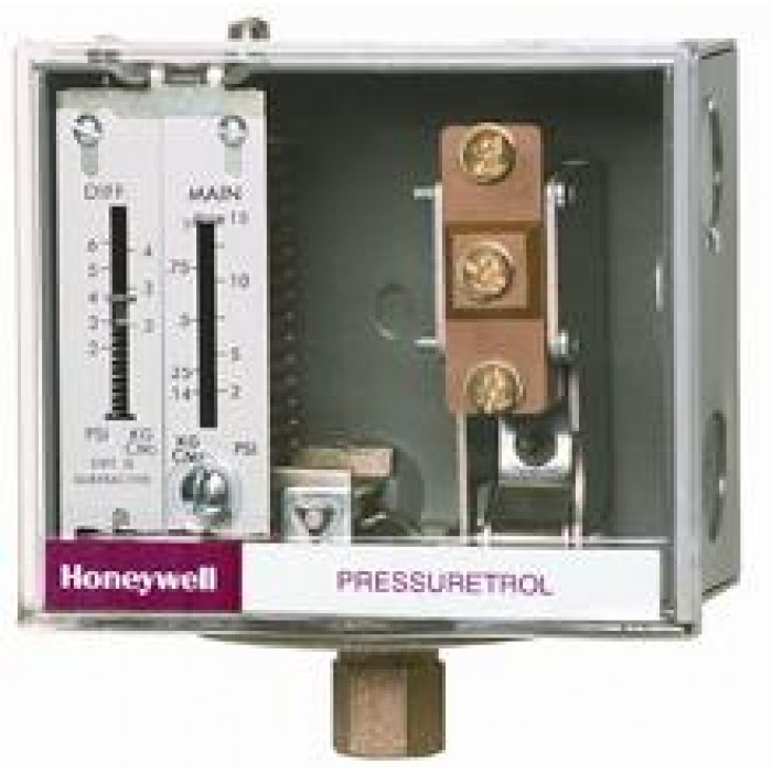 HONEYWELL L404 F 1060 (0.1/1.1 BAR) PRESOSTAT